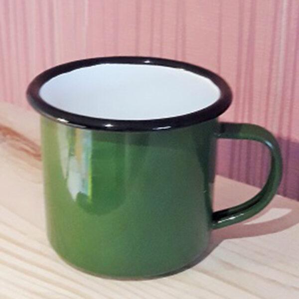 "Collection Mugs ""Tradition"" émaillés"